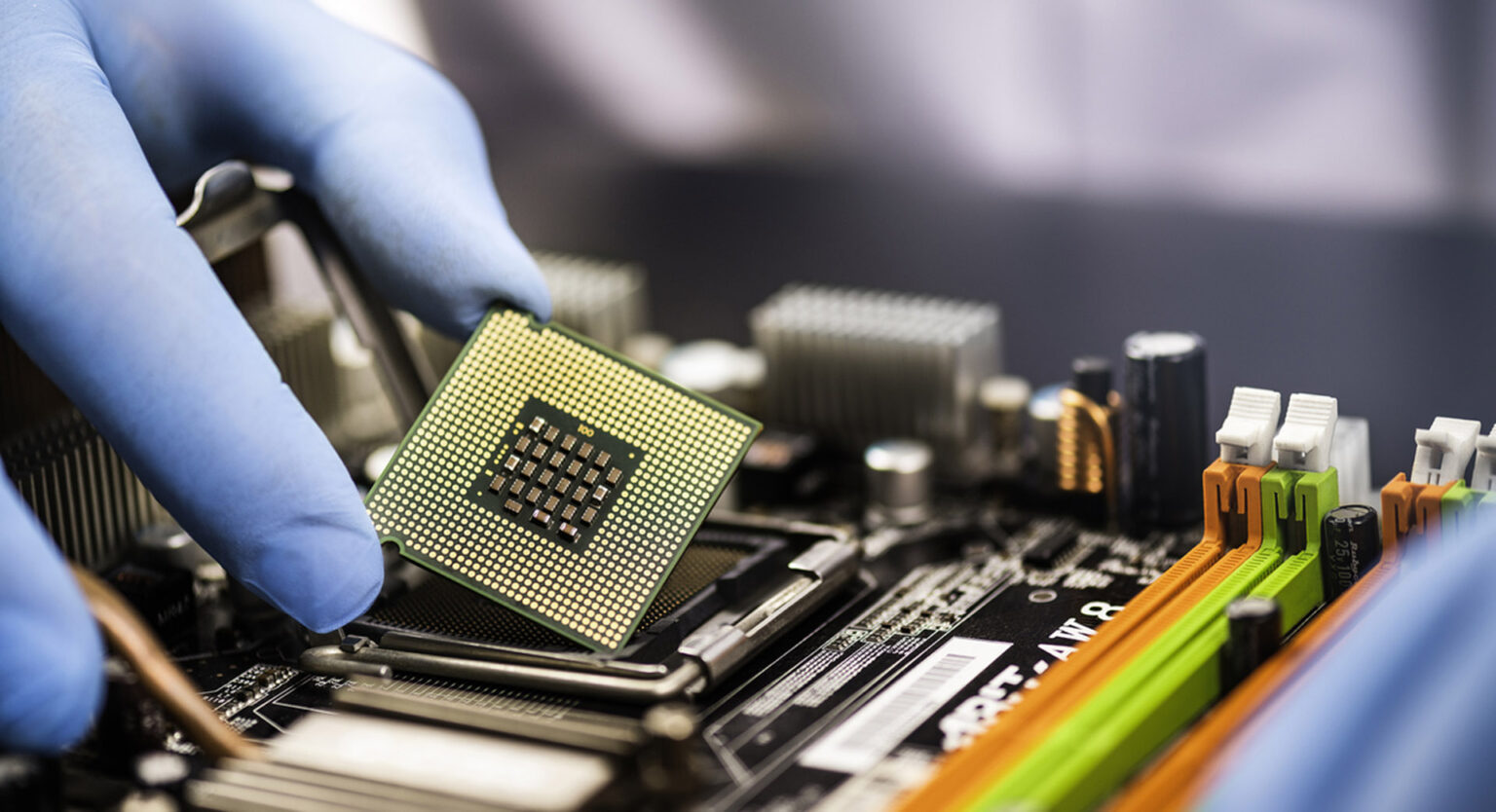 Could the Chip shortage crisis be an opportunity for a new mobility?