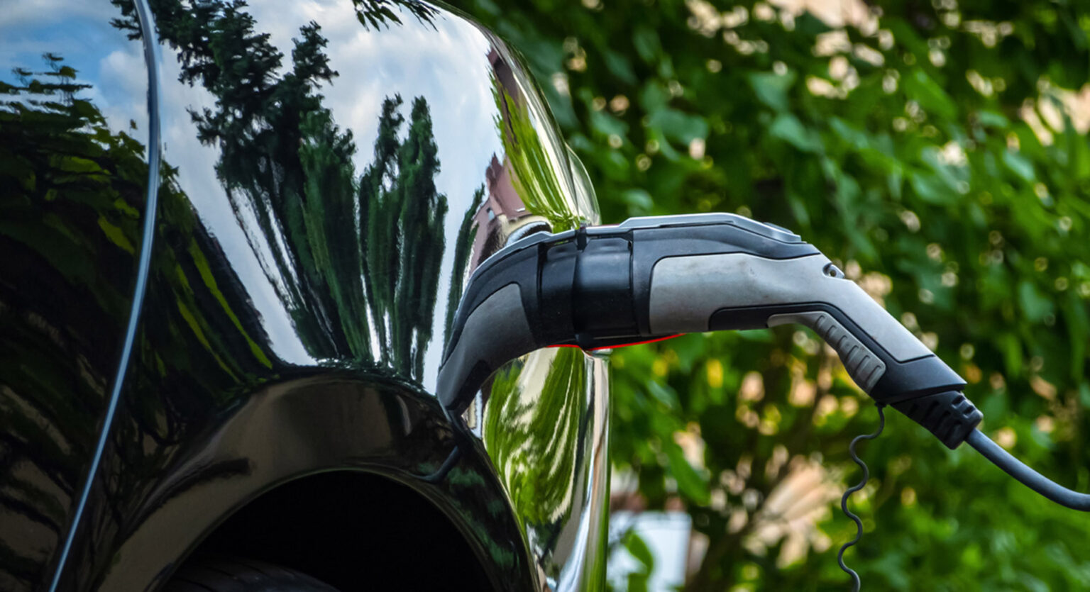 The energy efficiency of completely electric vehicles